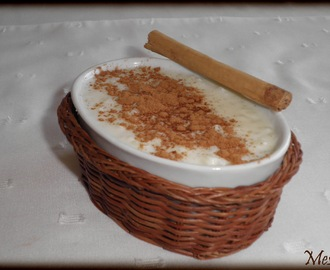 Arroz con leche (3 versiones)