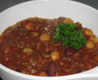 Jamie Sale's Chili