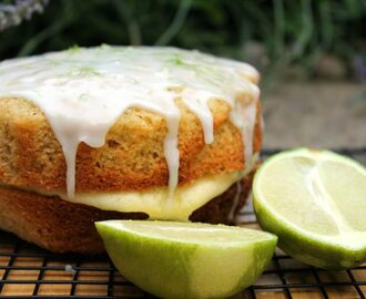 Slow Cooker Coconut and Lime Cake