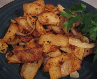 Russian Fried Potatoes