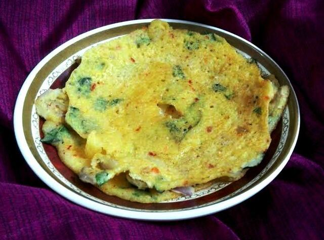 Sweet Corn Adai