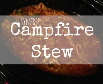 Slow Cooker Campfire Stew – SW friendly recipe