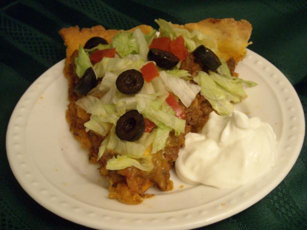 Southwest Taco Pie