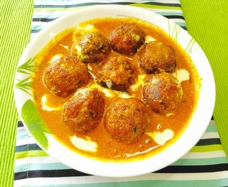 FISH KOFTA CURRY