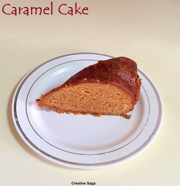 Caramel cake recipes - Baking recipes
