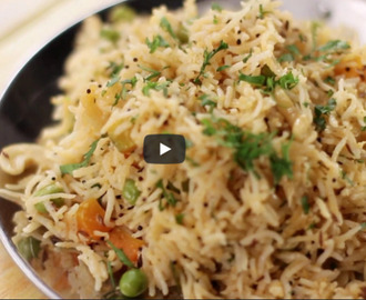 Coconut Rice Recipe Video