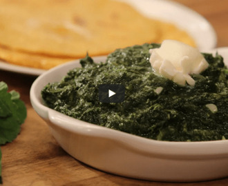 Sarson Ka Saag With Shalgam & Gajar Recipe Video