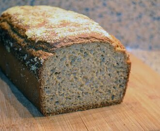 English Muffin Bread + Contest!
