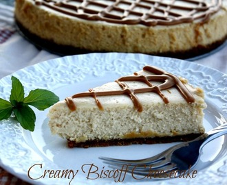 Creamy Biscoff Cheesecake {Crock Pot Method}
