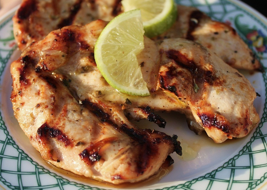 GIVEAWAY Plus Freezer Marinade Italian Lemon Lime Garlic Chicken Recipe
