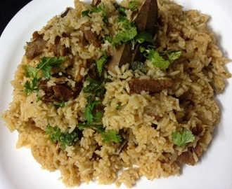 Mutton Pulao Recipe, How To Make Mutton Pulao|Mutton Pulav