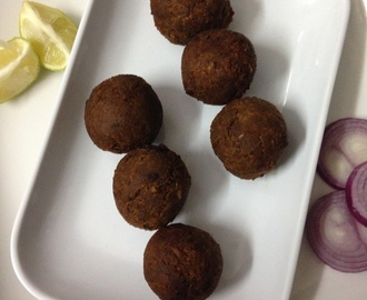 Mutton Kofta Recipe, How To Make Mutton Kofta |Meatballs Recipe