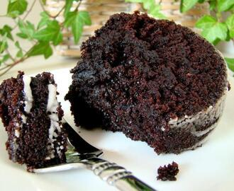 Healthy - Black Devils Food Cake