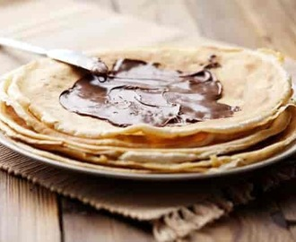 Massa Base para Crepes Simples