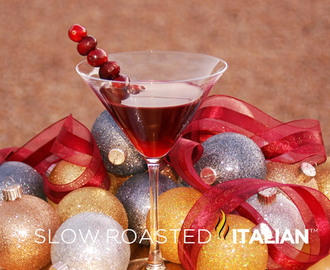 Cranberry Vanilla Martini, What are you grateful for?