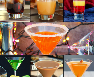 Haunted Halloween and Fabulous Fall Cocktails