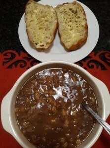 CATHLEEN'S SAMP AND BEANSOUP