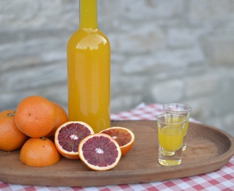 Arancello - Sicilian Blood Orange Liquor