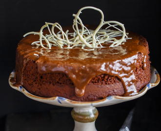 Baking | Eggless Chocolate Cake Recipe with Condensed Milk  #eggless #celebration #easy