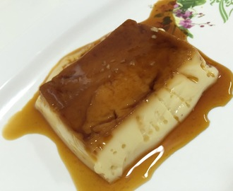 CARAMEL PUDDING/CARAMEL CUSTARD PUDDING