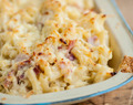 Adam Gray's macaroni ham and cheese recipe