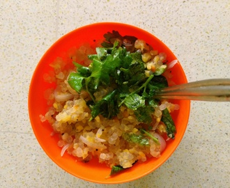 sabudana moong dal khichdi – How to make sabudana moong dal khichdi