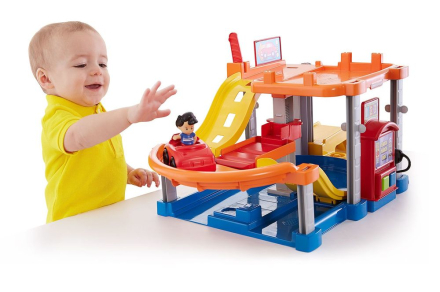 Fisher Price - Rollin Ramp Garage (CHF61)