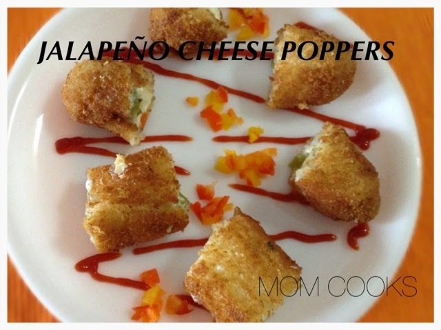 JALAPENO CHEESE POPPERS