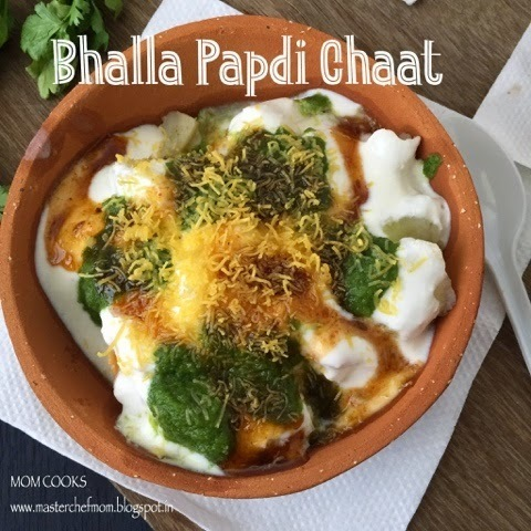 Bhalla Papdi Chaat - a Chaat you cannot resist!