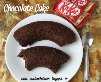 Kitkat Chocolate Cake | How to make Kitkat Chocolate Cake | Stepwisepictures | Eggless Recipe