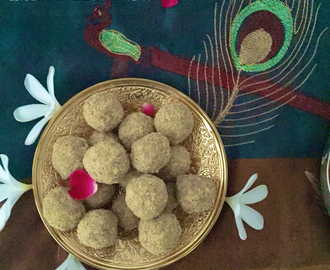Pottukadalai Laddu | Maa Laadu | Sattu Laddu |How to make Maa Laadu | Stepwise Pictures