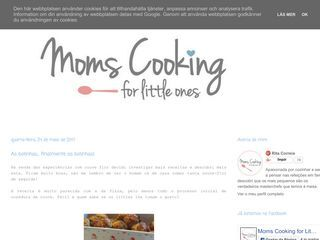 Moms Cooking for Little Ones