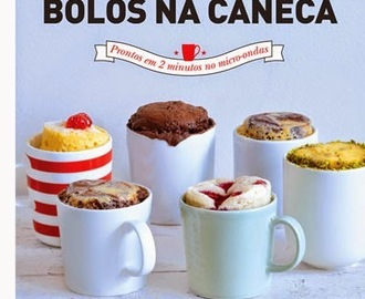 [Giveaway] Bolos na Caneca