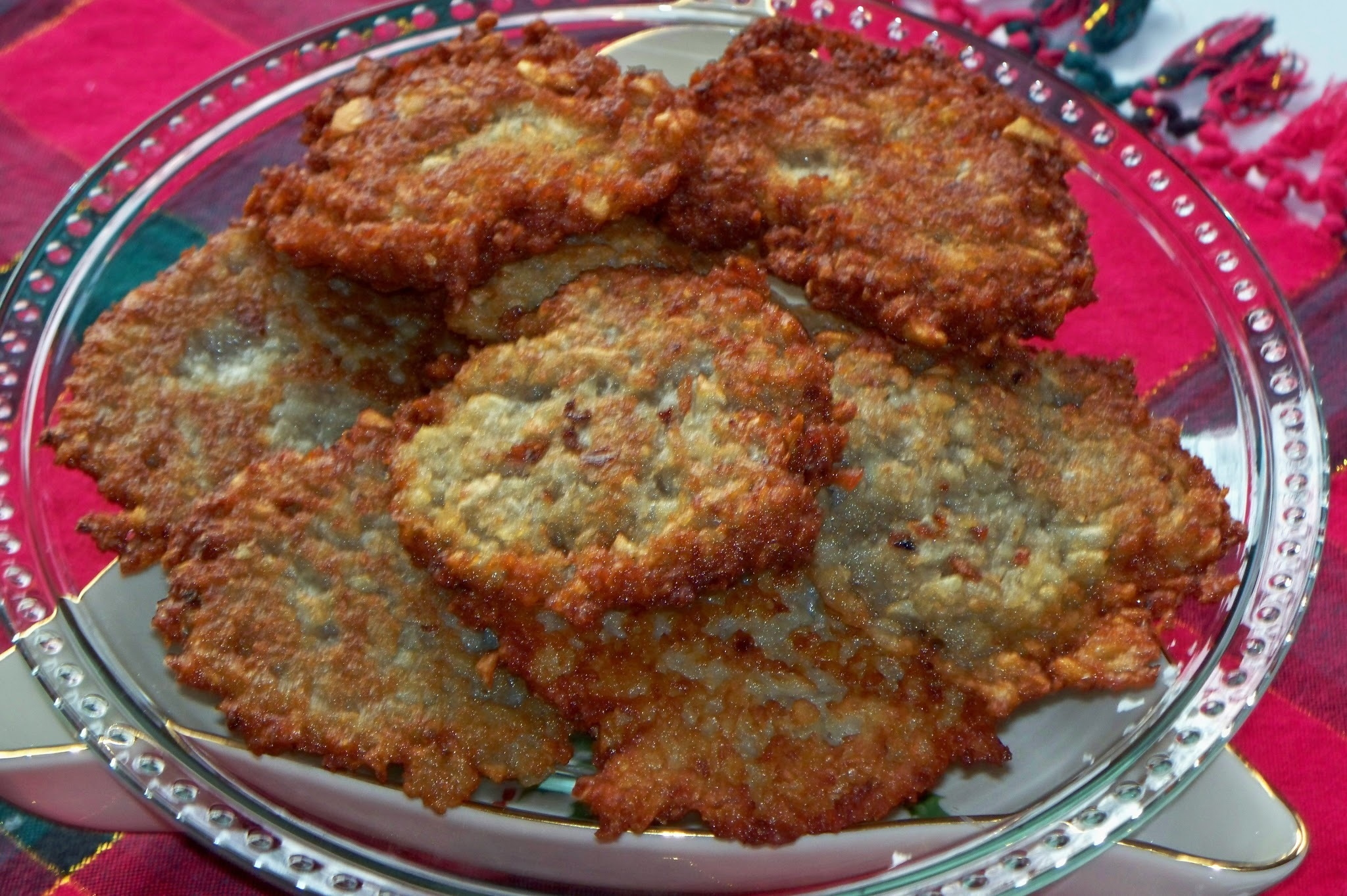 SIMPLE--AND SIMPLY DELICIOUS--LATKES