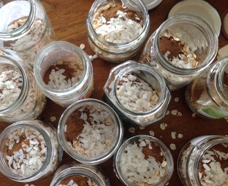 Overnight Oats for Amazing Breakfasts