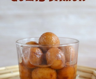 Gulab Jamun with Bread | Bread Jamun Recipe | Easy Diwali Sweets