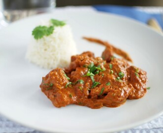 Butter chicken, delicioso frango indiano