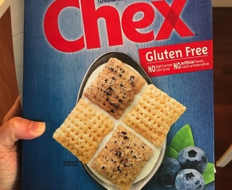 Review: Blueberry Chex