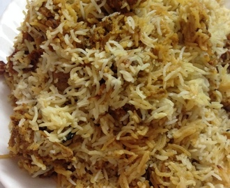 Mutton Dum Biryani Recipe Hyderabadi, How To Make Mutton Dum Biryani