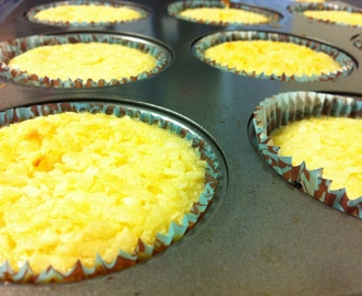 FLAN!! Coconut Cupcake style