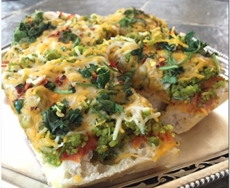 Kachori Pizza