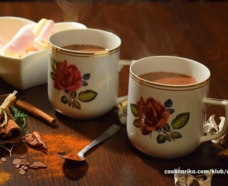 ღ Mexican Spiced Hot Chocolate