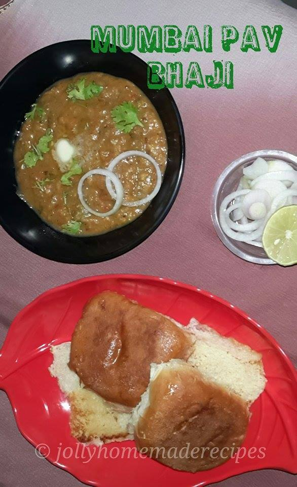 Pav Bhaji Recipe, How to make Mumbai Pav Bhaji Recipe