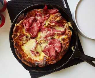 Reuben Dutch Baby