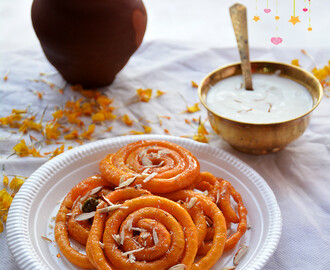 Instant jalebi recipe, How to make jalebi at home | Jalebi recipe