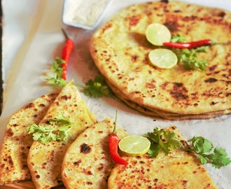 Chicken Keema Paratha Recipe-How to make chicken keema paratha