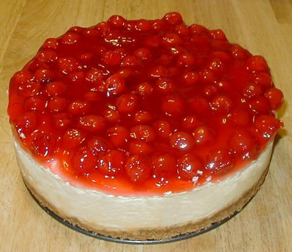 Original New York Cheesecake