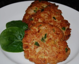 Faux Crab Cakes