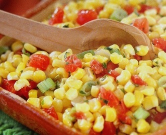 Easy way to prepare healthy Corn Salad Recipe