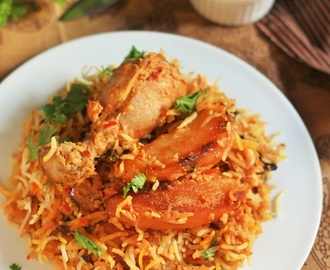 Pakistani Chicken Biryani Recipe-Chicken Biryani Pakistani Style